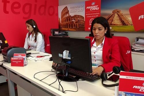 Assist Card Perú proyecta crecer 18% al cierre de 2017