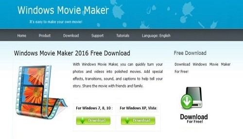 ESET identificó una versión falsa de Windows Movie Maker en Google
