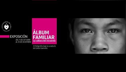 Exposición 'Álbum familiar, la cultura del recuerdo' se presenta en La Galería de la Universidad de Lima
