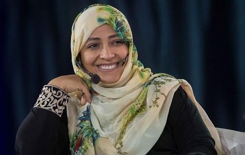 Tawakkol Karman: 'Venezuela es la Yemén de Sudamérica'