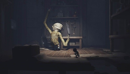 Escapa 'El Escondite' en el segundo episodio de la expansión de LITTLE NIGHTMARES