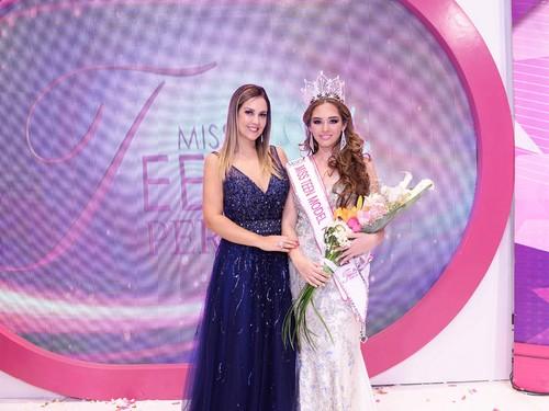 Bella trujillana de 16 años es la nueva Miss Teen Model Perú