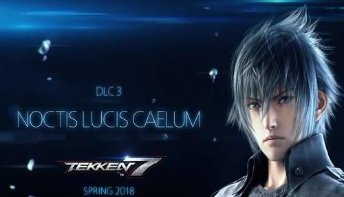 Los universos de TEKKEN y Final Fantasy chocarán entre sí con la llegada de Noctis Lucis Caelum a TEKKEN 7