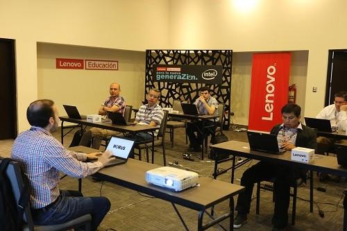 Lenovo reúne a 17 instituciones educativas para transformar la formación estudiantil en el país
