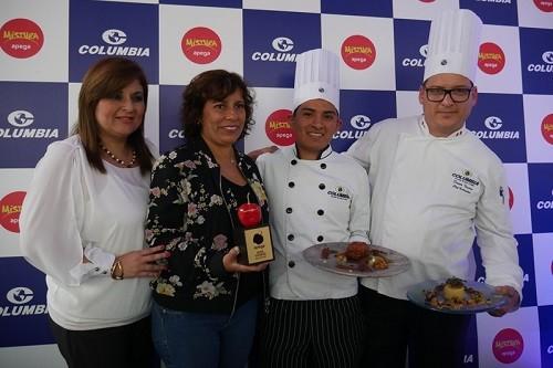 Chef de Columbia ganó el concurso 'Joven Cocinero Mistura 2017'