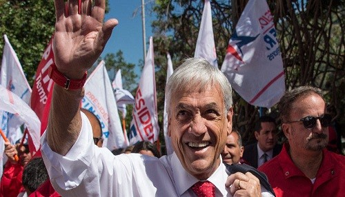 Elección en Chile: el conservador Piñera enfrentará al socialista Guillier en segunda vuelta