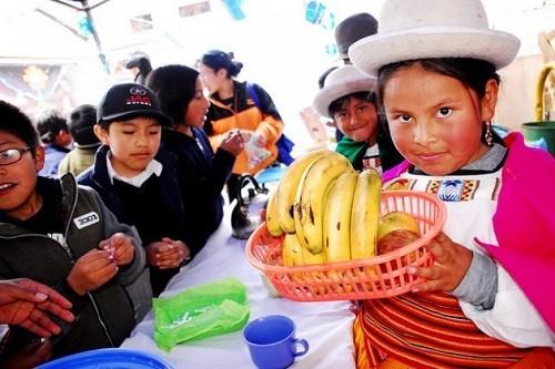 Solo el 38% de hogares peruanos evita incluir grasas en la alimentación de sus hijos