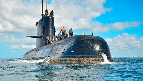 Argentina: El sonido detectado en la búsqueda de su submarino proviene de una explosión