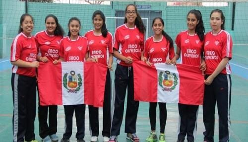 Vóley peruano irá por el pentacampeonato en el Sudamericano Escolar