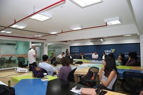 Miraflores inauguró centro de innovación que apoyará gratuitamente a emprendedores sociales