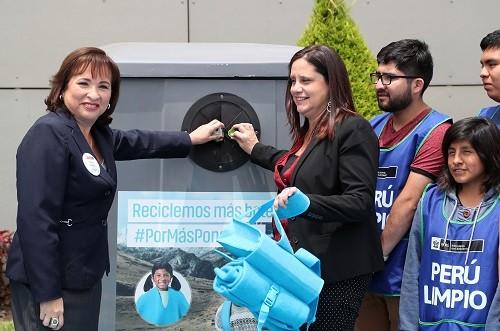 Ministerio del Ambiente se une a San Luis, Pacífico, Wong y Metro en campaña Juntos #PorMásPonchilas