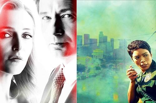 Llega la nueva entrega de 'The X-Files' y a su término, el provocativo drama de Ryan Murphy '9-1-1'
