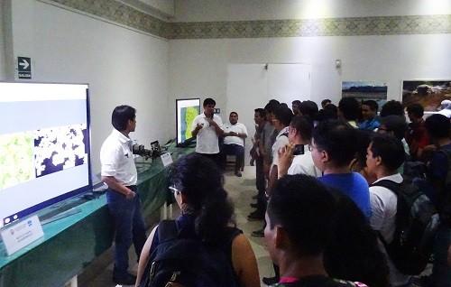 El Inictel-Uni y el IIAP presentaron resultados de proyecto que monitorea los ecosistemas de los aguajales en Iquitos