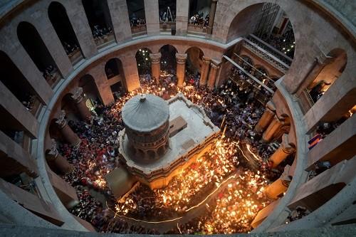 La datación de las muestras de la supuesta tumba de Jesucristo es revelada