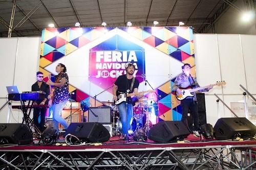 'Feria Navideña Jockey' trece días de sorpresas y diversión familiar