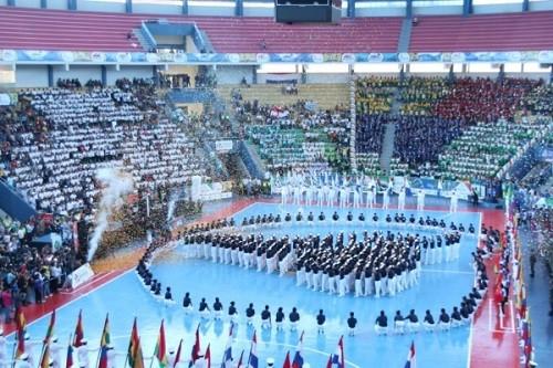 Se inauguraron los XXIII Juegos Sudamericanos Escolares 2017