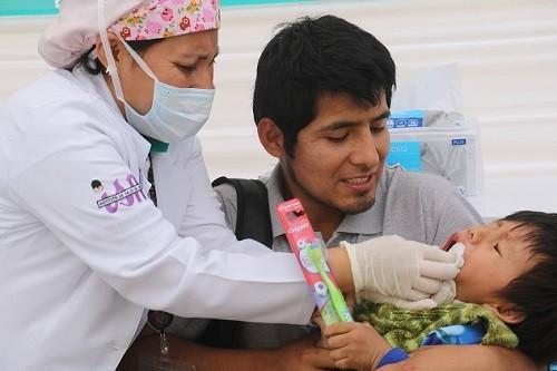 Pasco, Puno y Apurímac son las regiones con mayor prevalencia de caries dental en niños de 3 a 15 años