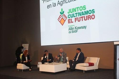 BASF presentó 'Allin Kawsay', programa que busca mejorar la calidad de vida de agricultores del Perú