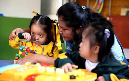 Minedu asignará S/ 185 millones para ampliar atención a personas con discapacidad en 2018