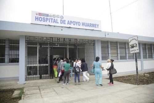 Ministro Fernando D' Alessio: Huarmey es el punto de partida para la Reconstrucción con Cambios del sector salud