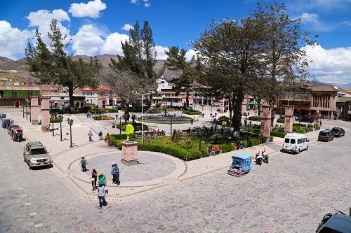 Valle del Colca: MINCETUR inauguró obra turística en la localidad de  Chivay con una inversión de S/ 4 millones