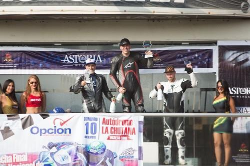 Suzuki Team campeón nacional