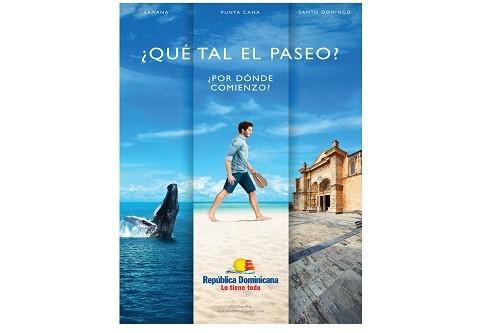 Se lanza 'Caminata', la campaña promocional de República Dominicana