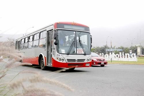 Municipalidad de Lima implementa nuevo servicio Expreso 202 del corredor Javier Prado