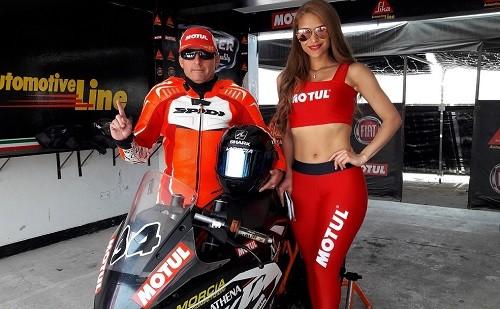 Martín Cabrera Campeón Nacional de Motovelocidad