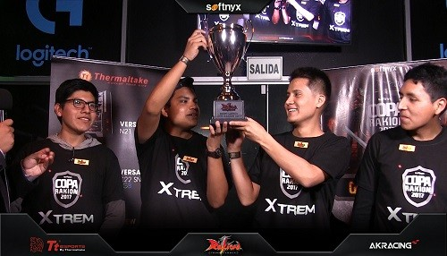 Con gran éxito se realizó la final de la Copa Rakion 2017