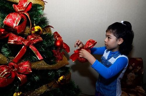 Navidad: cómo prevenir que niños sufran accidentes en casa
