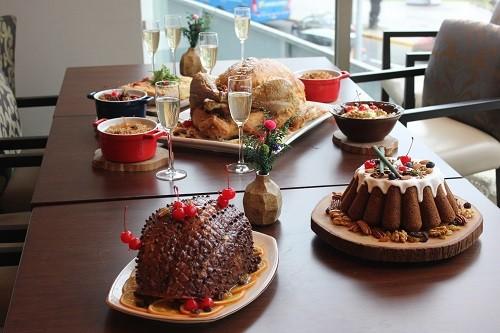 Celebre las fiestas de  Navidad y Año nuevo en el JW Marriott Hotel  Lima