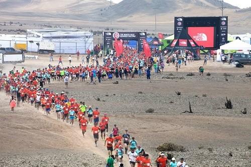 Vuelve el reto que todos esperaban: The North Face Endurance Challenge 2018
