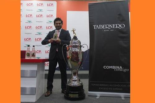 Tabernero lanza Pisco de edición limitada por Copa Perú