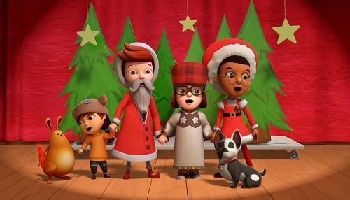 ¿Lograrán nuestros personajes salvar la Navidad?