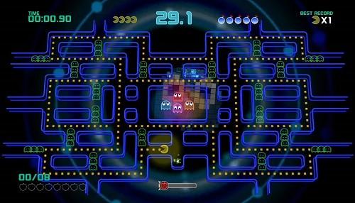 PAC-MAN™ Championship Edition 2 PLUS llega a Nintendo Switch el 22 de febrero de 2018