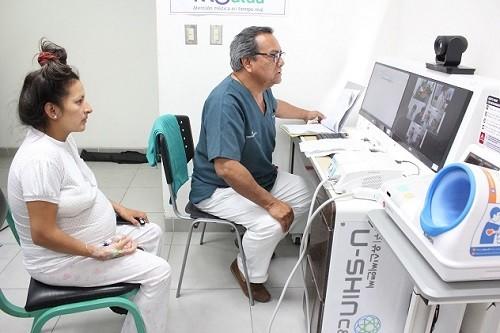 Perú y Colombia suman esfuerzos para implementar Telemedicina, atención de emergencias y proyecto 'Mamás de la Frontera'