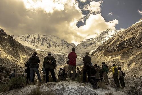 Parque Nacional Huascarán inicia proceso de renovación de autorizaciones para actividades turísticas 2018