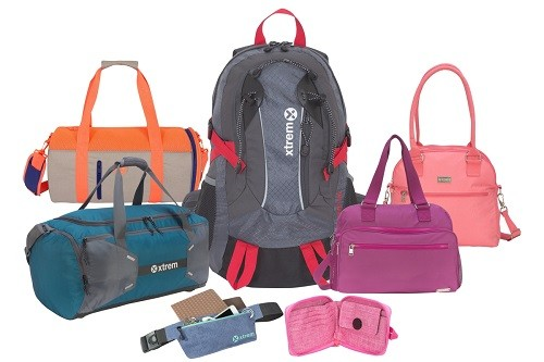 Marca Xtrem de Samsonite presenta nueva colección Sportbags 2018