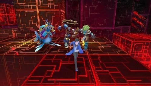 Nuevo trailer de Digimon Story: Cyber Sleuth – Hacker's Memory