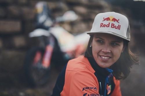 Laila Sanz con grandes expectativas para el mejor Dakar de la historia