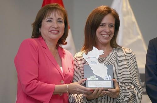 Coca-Cola recibe Premio Nacional Ambiental por iniciativa en Oxapampa