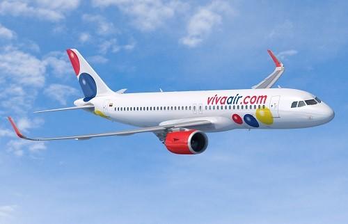 Viva cierra el año con la formalización de la orden de compra de 50 aviones A320 para modernizar su flota