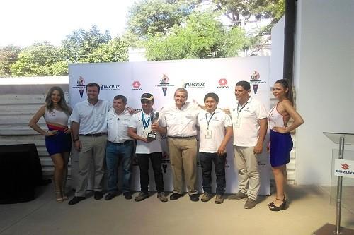 Derco Perú obtuvo primer puesto en Segunda Olimpiada técnica regional