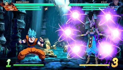 Tráiler de DRAGON BALL FighterZ con Goku en modo 'Super Saiyajin Dios Super Saiyajin' ya disponible