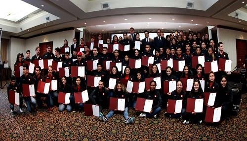 Presentan Top Perú Lima 2019 Rumbo a Panamericanos y Parapanamericanos