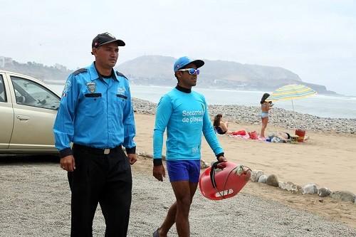 Año Nuevo: Consejos de seguridad para recibir esta fiesta en la playa