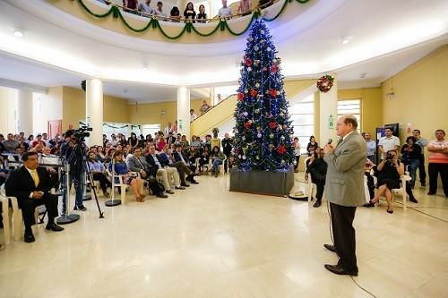 Ministro de Salud, Fernando D'Alessio: Comenzaremos el 2018 con mucho optimismo y espíritu de reconciliación nacional