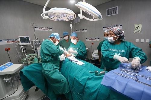 Más de 10 millones de atenciones realizó Hospital de la Solidaridad en el 2017