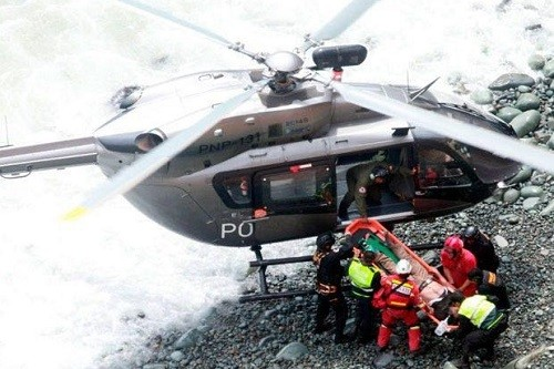 Policía Nacional informa que son 48 los fallecidos tras accidente en el serpentín de Pasamayo
